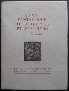 Le Cas Fantastique du Dr Jekyll et de Mr Hyde ( illus. Constant LE BRETON ) French Books/Livres en Français by illustrator > LE BRETON